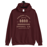 Oregon Born Brand Apparel Co. - Hooded Sweatshirt