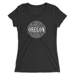 Sons and Daughters of Oregon - Ladies' Short Sleeve T-Shirt - Oregon Born