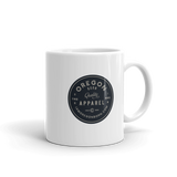 "Oregon Born ""Quality Apparel"" - Mug - Oregon Born"