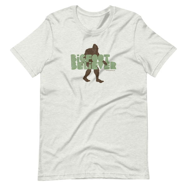 BIGFOOT BELIEVER - Short-Sleeve Unisex T-Shirt