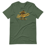 BIGFOOT BELIEVER PNW - Short-Sleeve Unisex T-Shirt