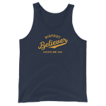 BIGFOOT BELIEVER PNW 2 - Unisex Tank Top