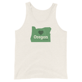 Oregon is Home - Unisex Tank Top