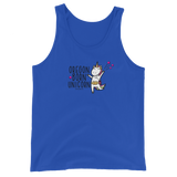 OREGON BORN UNICORN - Unisex Tank Top