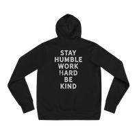 STAY HUMBLE - Unisex Hoodie (Full Back Design)