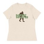 BIGFOOT BELIEVER - Women's Relaxed T-Shirt