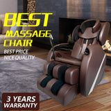 Zero Gravity Full Body Massage Recliner w/Heated AIRBAGS