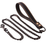 Cuban Link Chain Leash