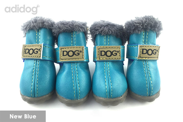 Winter Dog Boots
