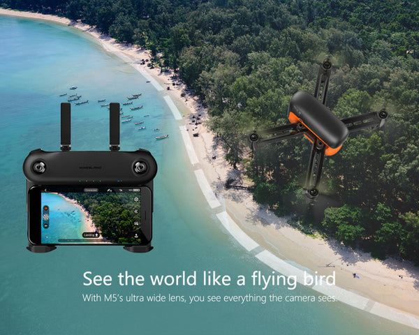 professional Smart Selfie Drone with HD Camera