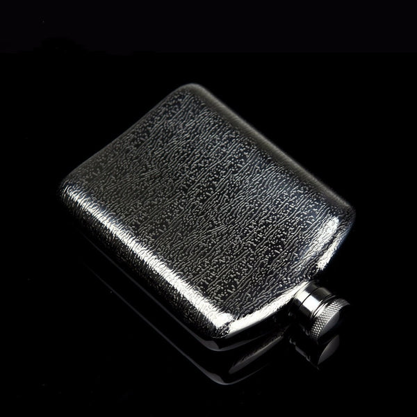 Pure Hand-Made Flask 6oz
