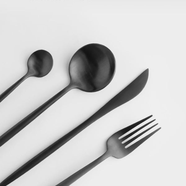 Cutlery Set with Chop Stick Handles