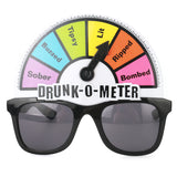 Drunk-O-Meter Party Sunglasses