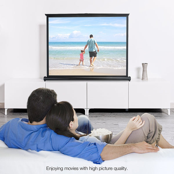 Portable 40 inch Projection Screen