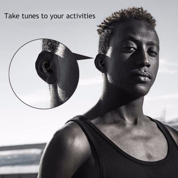 Invisible Earbuds