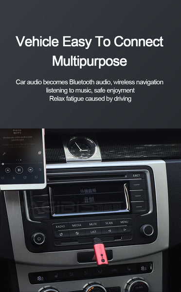 Multi -Purpose Bluetooth 5.0 Adapter