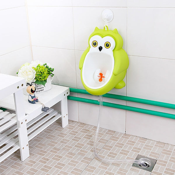 Potty Toilet Urinal Pee Trainer Wall-Mounted