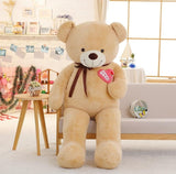 Huge Plush Teddy Bear
