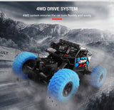 4WD Off-road Truck With Aerial WIFI Real-time Camera
