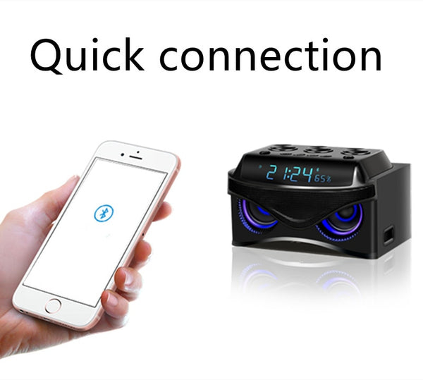 Portable Bluetooth Media Machine