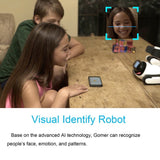 Intelligent Visual Identify Robot