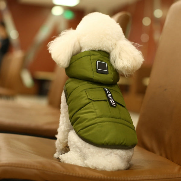 Pet Winter Coat
