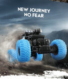 Real-Time Steaming 4wd Off-Road Truck