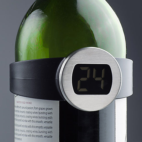 Wine Bottle Thermometer