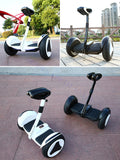 Self Balancing Electric Scooter with Bluetooth Speaker