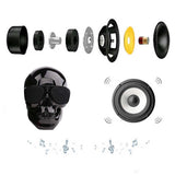 Skull Bluetooth Heavy Bass Speaker
