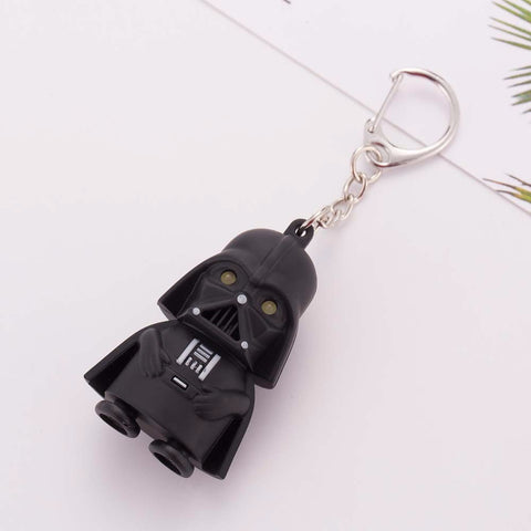 FAMSHIN Hot Sale 2018 Star Wars Keyring