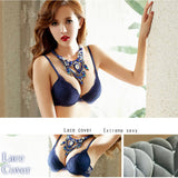 Women Lady Cute Sexy Hot Sale Satin Lace Embroidery