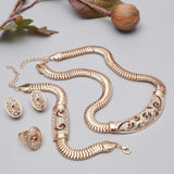 ZOSHI Dubai Gold Jewelry Sets African Beads Hot Sale