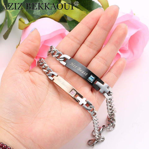 Love Gift Couple Jewelry for Women Men Perfect Lover Hot Sale