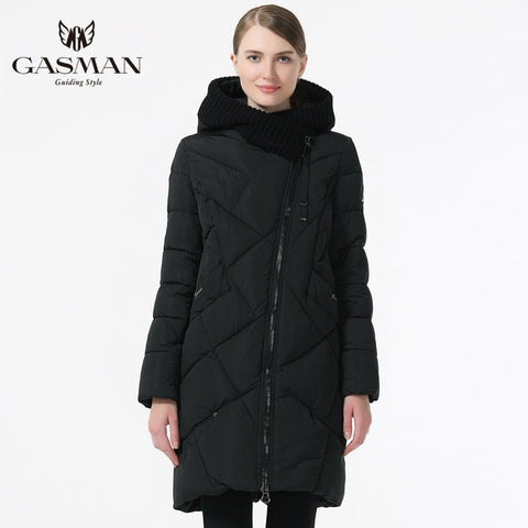 GASMAN 2018 New Winter Collection Brand Fashion