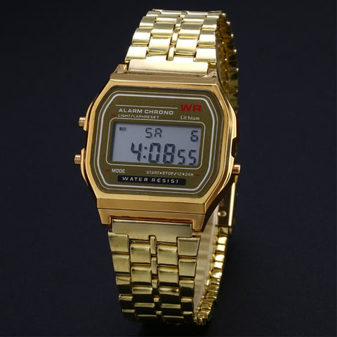 Watch Business Golden Watch Coperation Vintage