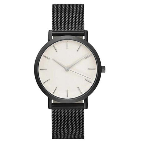 Relogio feminino Fashion Women Crystal Stainless