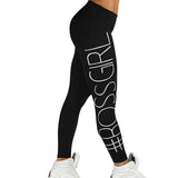 ZSIIBO Female Winter Warm Pants Leggin Workout