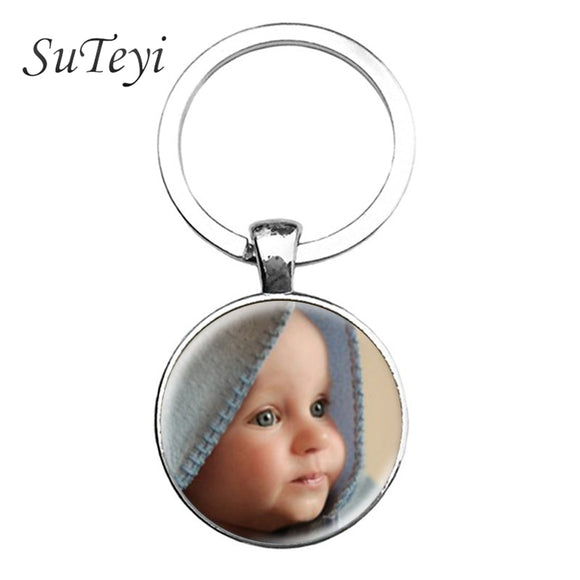 Personalized Photo keychain Custom Key Chain