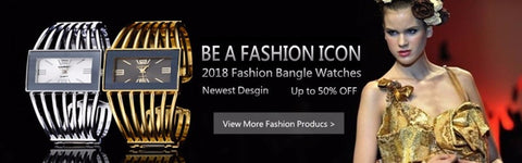 CANSNOW Hot Luxury Fashion Rose Gold Bangle 2018