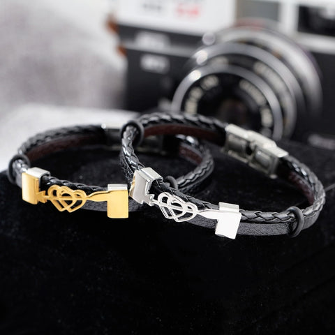 Vintage Love Gift Couple Jewelry for Women Men Love Heart