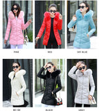 Lrpklm Winter Jacket Women Parka Women 2018 Winter