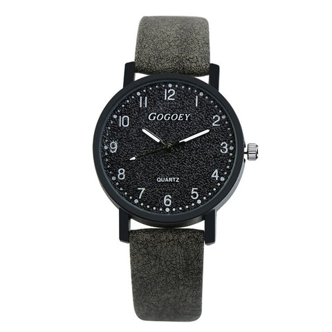 Gogoey Women's Watches 2018 Fashion Ladies