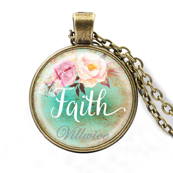 Faith,Dream,Love,Hope,Vintage,Believe Art Letter Printed 2018