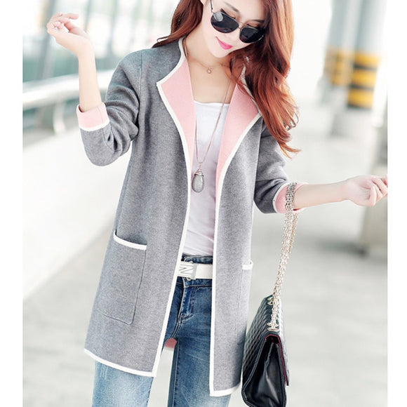 Women's Clothing Coat Sweater Cardigan