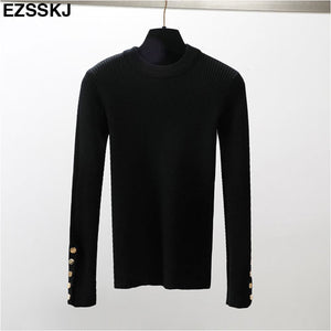 2018 Autumn winter Women thick Sweater