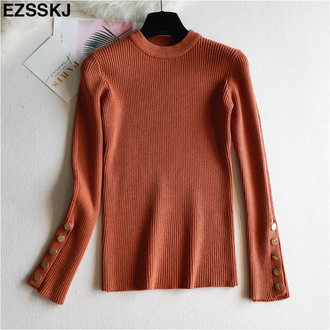 2018 Hot Sale winter Women thick Sweater Pullovers