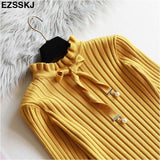 2018 NEW vintage thick Autumn Winter Sweater