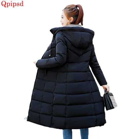 Plus size 6XL Down jackets 2018 Fashion Women