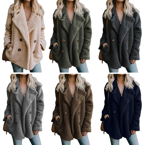 Women's Jackets Winter Coat Women Cardigans Ladies